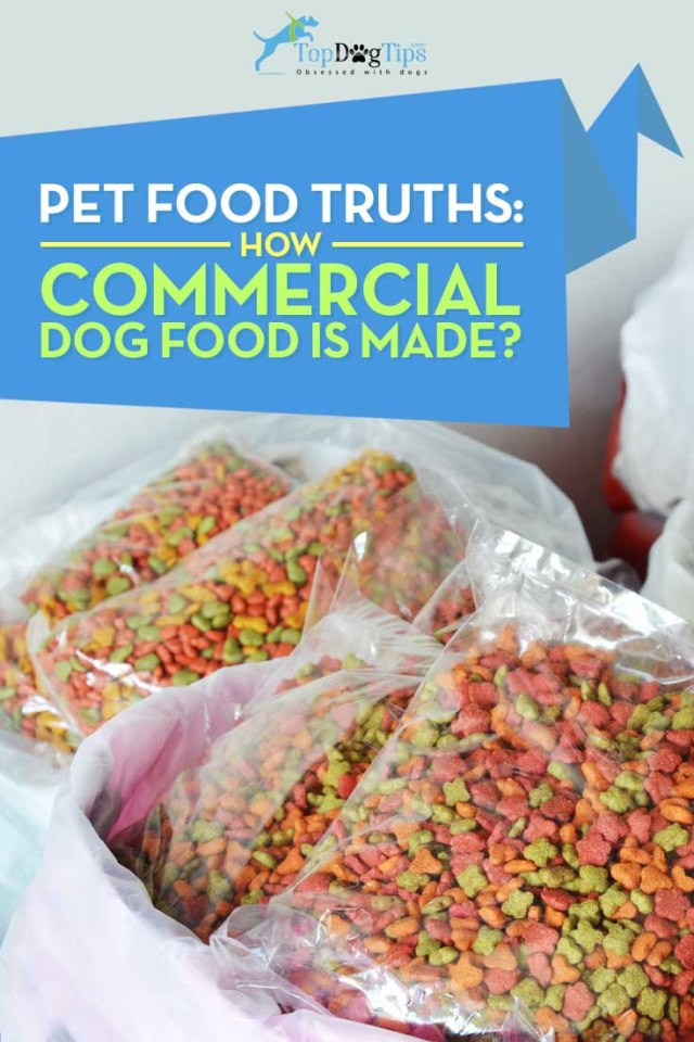 How Commercial Dog Food Is Made
