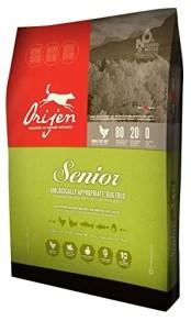 Orijen Dog Food for Seniors