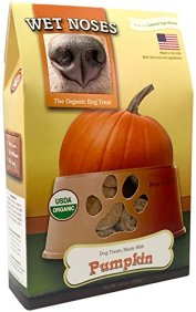 Wet Noses Organic treats for dogs