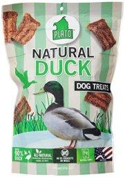 Plato Original Duck treats for dogs