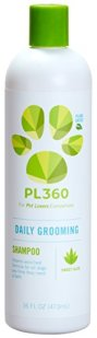 all-natural dog shampoo from PL360