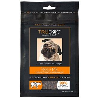 TruDog Real Meat Organic Dog Food