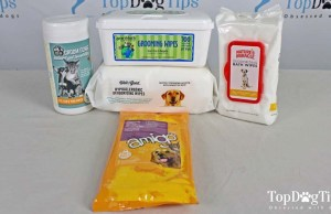 The Best Dog Grooming Wipes