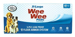 Four Paws Wee Wee Pads for Puppies/Adults