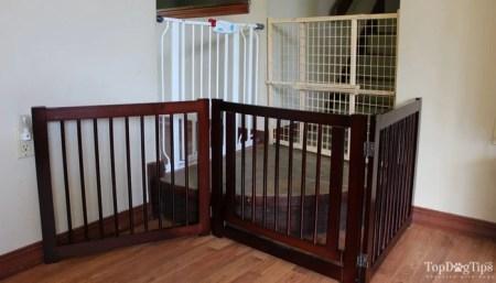 Gates as Dog Playpens