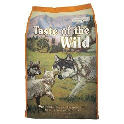 Taste of the Wild Grain-Free Dry Dog Food for Puppies