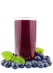 Can dogs drink blueberry juice