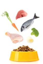 What is in dog food toppings and enhancers