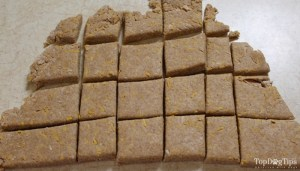 Cheesy Homemade Dog Biscuit Recipe