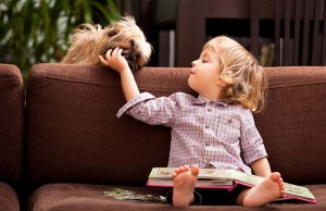 Dogs May Help Disabled Children Thrive Study'