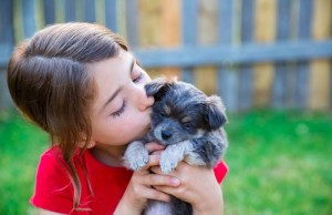 Study Shows Kids With Dogs Are Less Stressed