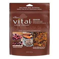 FreshPet Vital Turkey Recipe with Peas, Carrots and Brown Rice