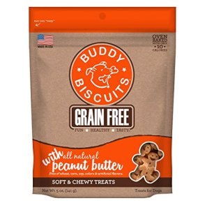Cloud Star Grain Free Buddy Dog Treat