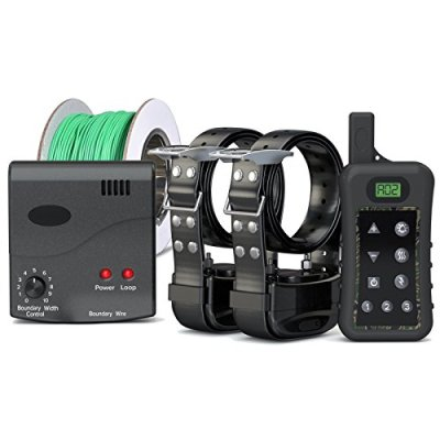 Pet Control HQ Electronic Dog Fence System