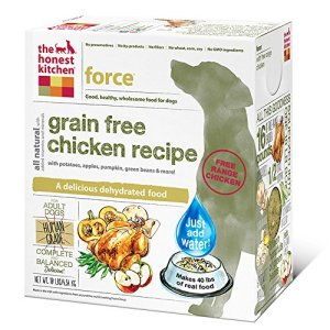 The Honest Kitchen Force Grain Free Food