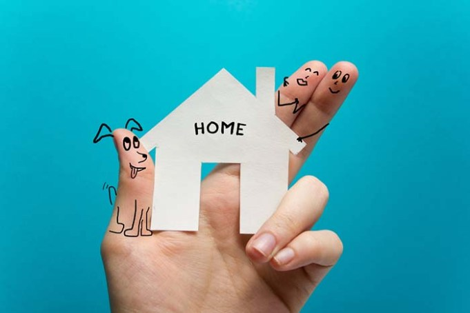 For Millennials Dogs Factor in to First Home Purchase More than Marriage or Kids