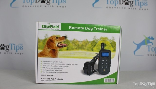 EliteField Electronic Dog Training Collar Giveaway