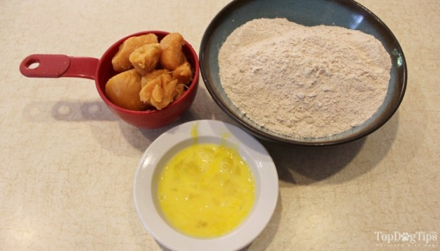 My Favorite Sweet Potato Dog Biscuit Recipe