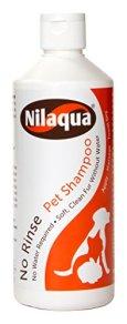 Nilaqua Waterless Pet Shampoo