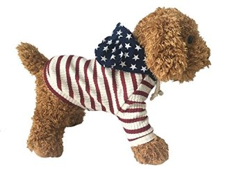 Eastcities Pet Clothes Dog Hoodies for Small Dogs