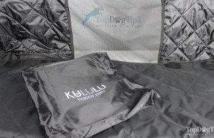 Kululu Design Seat Cover for Dogs