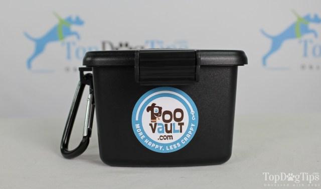 PooVault Dog Poop Vault Review