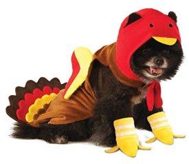 Rubie's Turkey Dog Costume