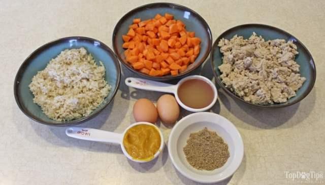 Chicken & Rice Cakes Recipe