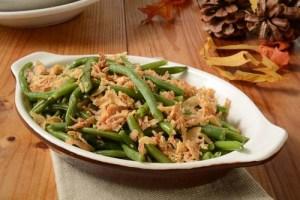 Green Bean Casserole for dogs