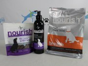 Isle of Dogs Nourish Treats, Chews and Supplements