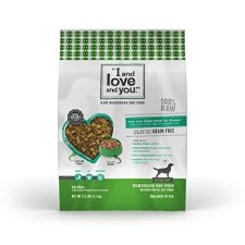 I and Love and You Raw Grain-Free Dehydrated Food