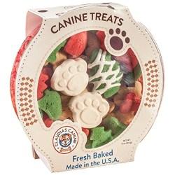Miles Kimball Claudia's Canine Cuisine - Santa Paws Classic Gourmet Dog Cookies