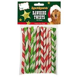 Ranch Rewards Holiday Rawhide Twist