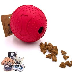 PetFun Christmas Smart Doggy Challenging Treat Dispenser Toy
