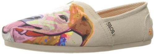 Skechers Bob's Dog Print Shoes
