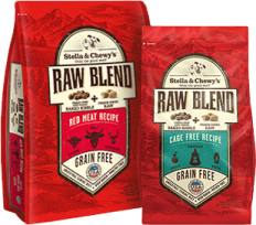 Stella and Chewy's Raw Blend