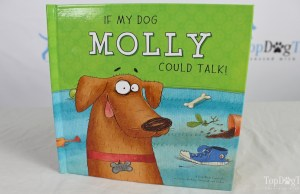 If My Dog Could Talk Personalized Picture Book