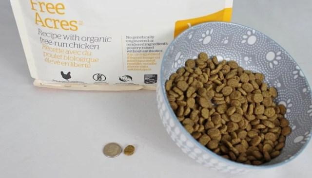 Petcurean Gather Free Acres Dog Food