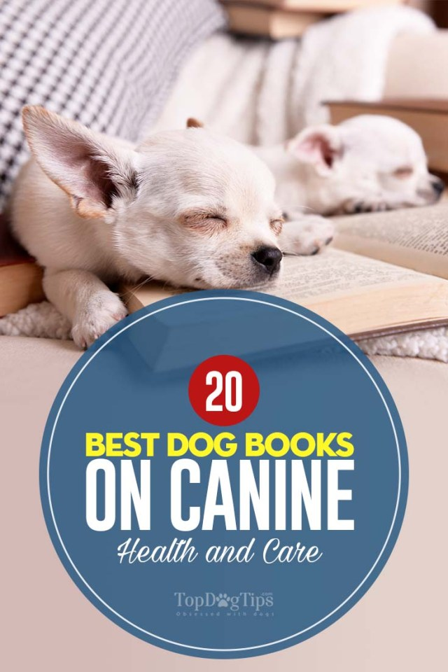 Best Dog Books on Canine Health and Care