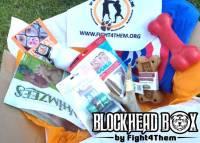 Blockhead Dog Box
