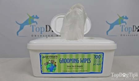 EarthBath Grooming Wipes The Overall Best Dog Wipes