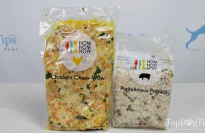 NomNomNow Fresh Cooked Dog Food Delivery