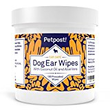 Dog Ear Cotton Wipes