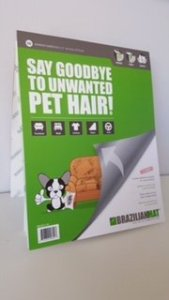 Brazilian Mat Pet Hair Removal