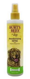 Burt's Bees Deodorizing Spray for Dogs