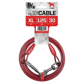 BV Pet Heavy Extra-Large Tie-Out Cable