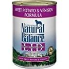 Natural Balance L.I.D. Canned Dog Food