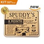 Spuddy's Flea and Tick Prevention Collar