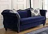 Furniture of America Athena Glamorous Sofa