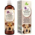 Maple Holistics Vanilla Oatmeal Dog Shampoo with Lavender